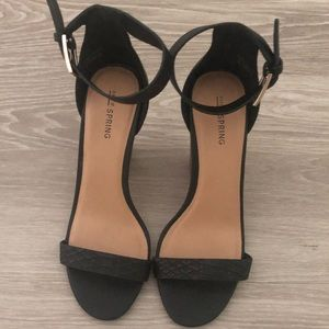 NEW Block Heels